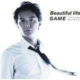 Beautiful life / GAME (初回限定 「Beautiful life」 Music Clip DVD付 盤)/福山雅治【中古】[☆3]