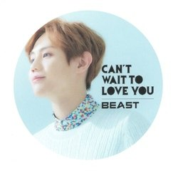 CAN'T WAIT TO LOVE YOU (ヨソプ ver.)/BEAST【中古】[☆3]