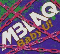 Baby U!(初回生産限定盤C)(DVD付)/MBLAQ(エムブラック)【中古】[☆3]