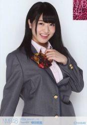 【NMB48生写真】植田碧麗 NMB48 2014 March-rd 公式生写真/植田碧麗【中古】[☆3]