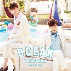 OCEAN(初回生産限定)/東方神起【中古】[☆4]