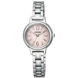 シチズン ウィッカ wicca ソーラーテック KH9-914-91 かわいい 社会人 就活 [正規品] レディース 腕時計 時計