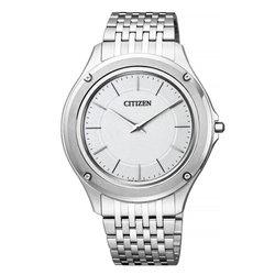 シチズン エコ・ドライブワン ECODRIVE-ONE ソーラー シルバー×シルバー AR5000-68A [正規品] メンズ 腕時計 時計