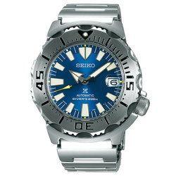 セイコー プロスペックス ダイバー ネット限定 SEIKO PROSPEX ダイバースキューバ メカニカル 自動巻き SBDC067 腕時計 メンズ ブルー モンスター