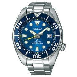 セイコー プロスペックス ダイバー ネット限定 SEIKO PROSPEX ダイバースキューバ メカニカル 自動巻き SBDC069 腕時計 メンズ ブルー スモウ