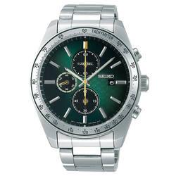 セイコー セレクション SEIKO SELECTION ソーラー クオーツウオッチ50周年記念 限定モデル SBPY153 腕時計 メンズ ペアウォッチ グリーンフラデーション 時計