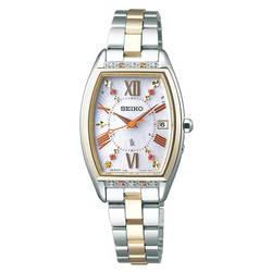 セイコー ルキア SEIKO LUKIA 電波ソーラー ピエール・エルメ プロデュース サティーヌ 限定モデル SSVW152 レディース 腕時計