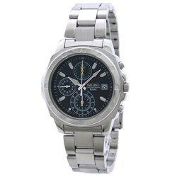 セイコー 逆輸入モデル SEIKO クロノグラフ SND411P1 [正規品] メンズ 腕時計 時計