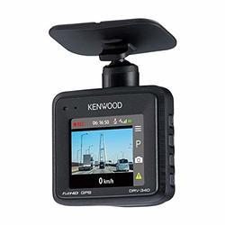 【新品】DRV-340 ケンウッドドライブレコーダー DRV-340 安全 防衛機器 フルハイビジョン録画 コンパクト