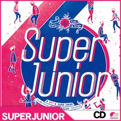 4曲追加!SUPER JUNIOR 6集 - Spy [Repackage]   Superjunior スーパージュニア