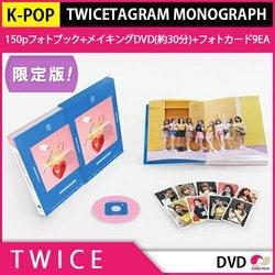 TWICE-TWICETAGRAM MONOGRAPH(1 DISC)★