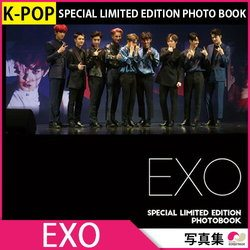 EXO SPECIAL LIMITED EDITION PHOTO BOOK★メンバー選択おまけ★