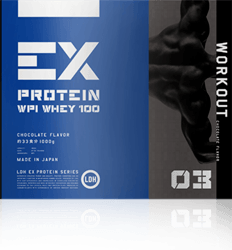 EXPROTEIN WORKOUT(チョコレート味) 1kg
