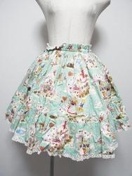 metamorphose(メタモルフォーゼ)/お菓子のお家スカート