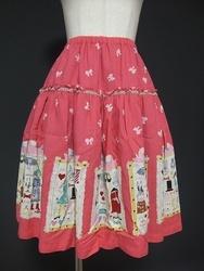 Emily Temple Cute(エミリーテンプルキュート)/リボン&ウサギプリントスカート