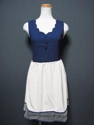 Fi.n.t(フィント)/胸元スカラップスカート