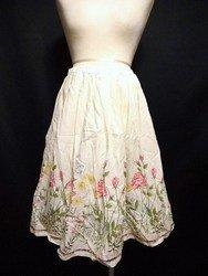 Emily Temple Cute(エミリーテンプルキュート)/裾スパンコールスカート
