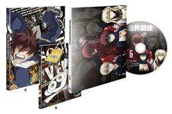 新品未開封 血界戦線 第6巻 (初回生産限定版) [Blu-ray]