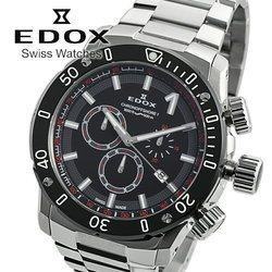エドックス EDOX CHRONOFFSHORE-1 10221 3M NIN メンズ 時計 腕時計 クオーツ クロノグラフ