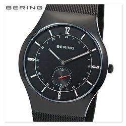 BERING ベーリング 11940-222 メンズ レディース ユニセックス スリム 時計 腕時計 プレゼント 贈り物 ギフト 彼氏 フォーマル カジュアル ペアウォッチ 北欧[あす楽]