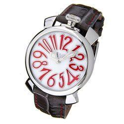 GaGa MILANO ガガミラノ 5020.10 MANUALE マヌアーレ 40mm メンズ レディース 時計 腕時計 プレゼント ギフト 贈り物[あす楽]