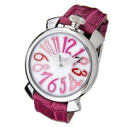 GaGa MILANO ガガミラノ 5020.6 MANUALE マヌアーレ 40mm メンズ レディース 時計 腕時計 プレゼント ギフト 贈り物[あす楽]