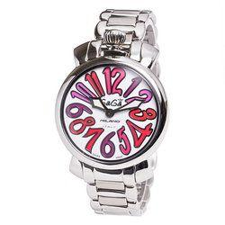 GaGa MILANO ガガミラノ 6020.4 MANUALE マヌアーレ35mm メンズ レディース 時計 腕時計 プレゼント ギフト 贈り物[あす楽]
