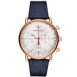 エンポリオアルマーニ EMPORIO ARMANI AVIATOR AR11123 メンズ 時計 腕時計 クオーツ カレンダー