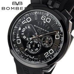 ボンバーグ BOMBERG ボルト68 BOLT-68 BS45CHPBA.012.3 メンズ 時計 腕時計 クオーツ クロノグラフ