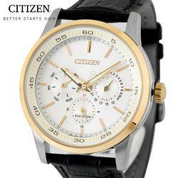 シチズン CITIZEN BU2016-00A メンズ 時計 腕時計 クオーツ クロノグラフ
