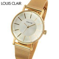 ルイクレール LOUIS CLAIR Rivoli リヴォリ CL01-GD レディース 時計 腕時計 クオーツ