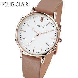 ルイクレール LOUIS CLAIR Rosiers ロジエ CL02-BE レディース 時計 腕時計 クオーツ