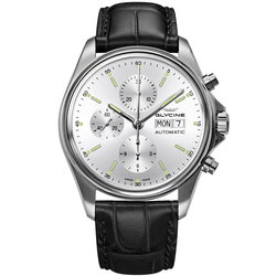 グライシン グリシン GLYCINE コンバット クラシック クロノグラフ COMBAT CLASSIC CHRONOGRAPH GL0119 メンズ 時計 腕時計 自動巻き オートマチック スイス製 スイスメイド パイロット