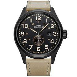 グライシン グリシン GLYCINE KMU GL0131 メンズ 時計 腕時計 自動巻き オートマチック スイス製 スイスメイド パイロット