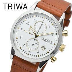 TRIWA トリワ LCST106 CL010212 IVORY LANSEN CHRONO メンズ レディース ユニセックス 時計 腕時計 プレゼント 贈り物 ギフト 彼氏 フォーマル カジュアル ペアウォッチ 北欧[あす楽]