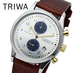 TRIWA トリワ LCST115 CL010312 LOCH LANSEN CHRONO メンズ レディース ユニセックス 時計 腕時計 プレゼント 贈り物 ギフト 彼氏 フォーマル カジュアル ペアウォッチ 北欧[あす楽]
