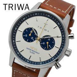 TRIWA トリワ NEST113-SC010215 OCEAN NEVIL 2.0 メンズ レディース ユニセックス 時計 腕時計 プレゼント 贈り物 ギフト 彼氏 フォーマル カジュアル ペアウォッチ 北欧[あす楽]