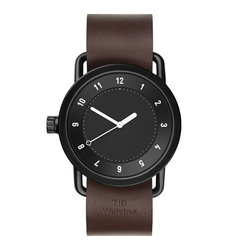TID WATCHES ティッドウォッチ TID01-BK-W メンズ レディース 腕時計 プレゼント おしゃれ