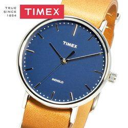 TIMEX タイメックス TW2P97800 Weekender Fairfield ウィークエンダーフェアフィールド メンズ レディース ユニセックス 時計 腕時計 プレゼント 贈り物 ギフト 彼氏 カジュアル ミリタリー ペアウォッチ[あす楽]