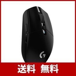 Logicool ロジクール G304 ワイヤレス ゲーミング マウス G304ブラック 99g軽量 HEROセンサー LIGHTSPEED PUBG