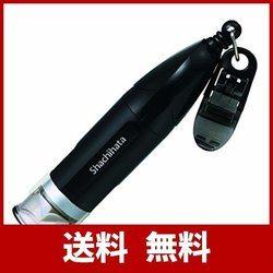 シャチハタ キャップレス9 リール式 メールオーダー式 印面9ミリ XL-CR4/MO ブラック