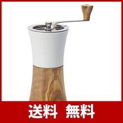 HARIO (ハリオ) セラミック コーヒーミル ・ ウッド MCW-2-OV