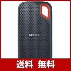 SanDisk サンディスク エクストリーム ポータブル SSD 500GB USB3.1 Gen2対応 防滴 耐振 耐衝撃SDSSDE60-500G