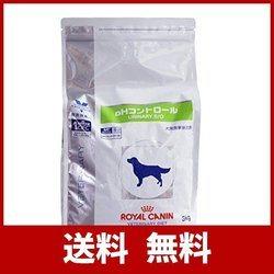 ロイヤルカナン ドッグフード pHコントロール 3kg