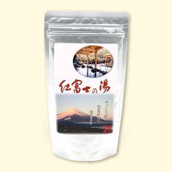 温泉の素 山中湖温泉 紅富士の湯ー入浴剤