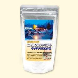 温泉の素 ニセコグランドホテル すべすべの湯ー入浴剤