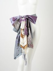 九尾飾り付け帯