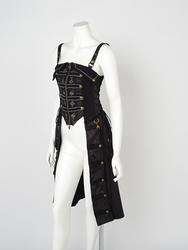 コルセットジャンパースカート