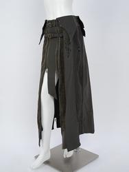 ロングオーバースカート
