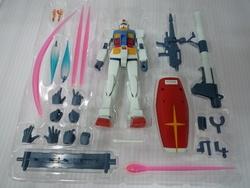 【開封品】ROBOT魂 <SIDE MS> RX-78-2 ガンダム ver. A.N.I.M.E. 「機動戦士ガンダム」【美品、箱傷み有】